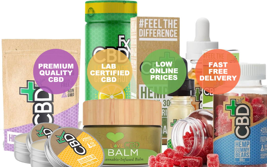 Everything you ever wanted to know about CBD (Cannabidiol)